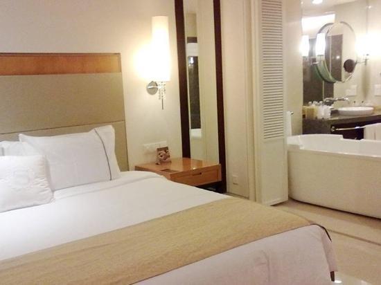 Sheraton Haikou Hotel: 海景房