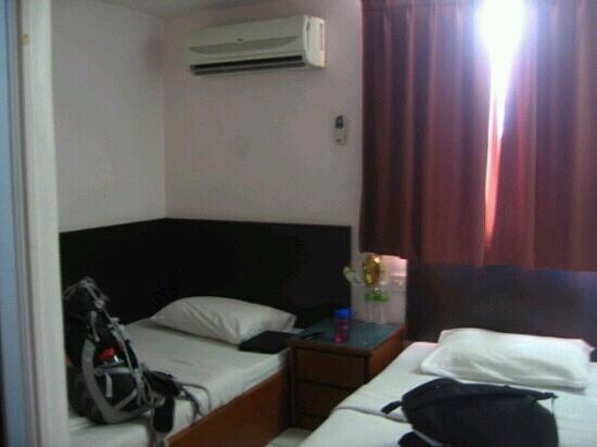 Mabul Inn: 房间很小