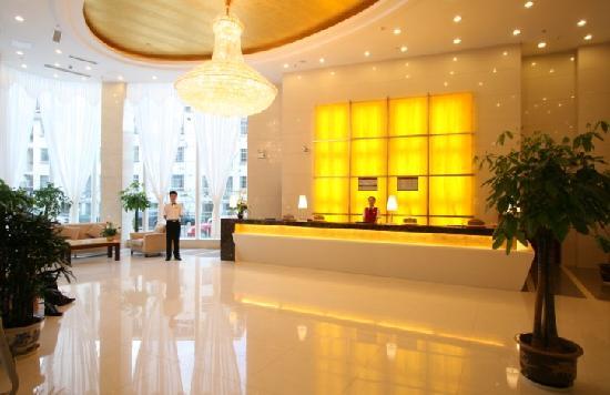 Jinjiang Metropolo Hotel Zhangjiagang