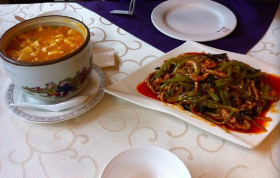 Chen Mapo tofu (Luomashi): 鱼香肉丝