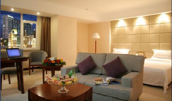 Inner Mongolia Tian He International Hotel: 酒店客房