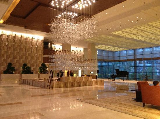 Hyatt Regency Guiyang: 大堂