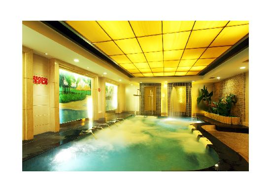 Yili Hotel: 伊嘉水疗中心