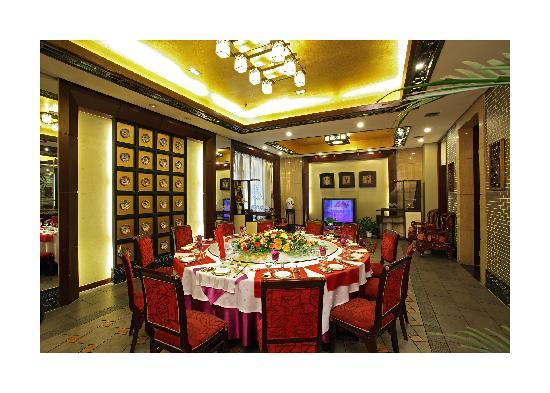Yili Hotel: 餐厅包厢