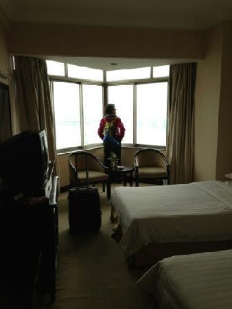 Yichang International Hotel : 房间