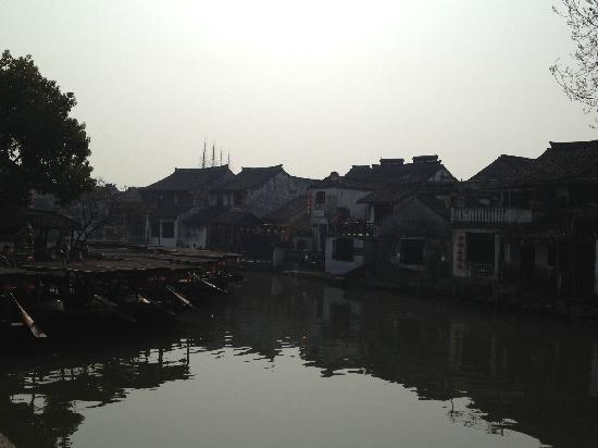Xitang Ancient Town: 清晨