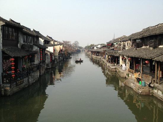 Xitang Ancient Town: 画意