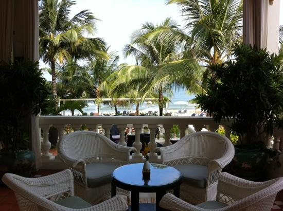 La Veranda Resort Phu Quoc - MGallery Collection: 早茶时刻