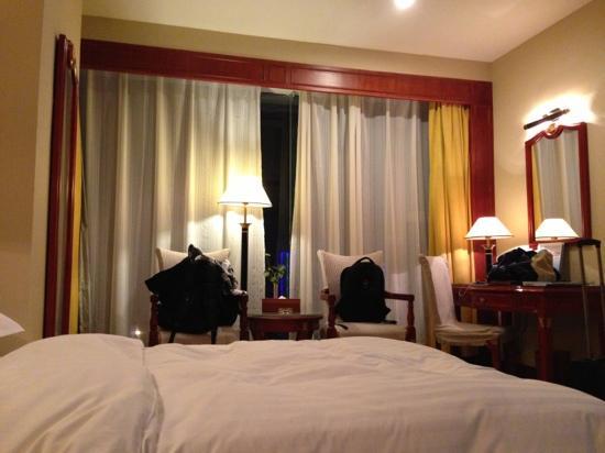Orient Dynasty Hotel: 不知道哪里四星了