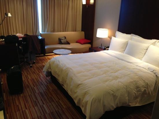 Renaissance Shanghai Zhongshan Park Hotel: 位置不赖