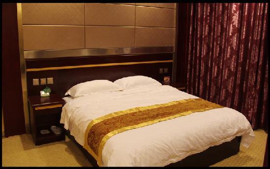 Jinlong Hotel: 豪华套间
