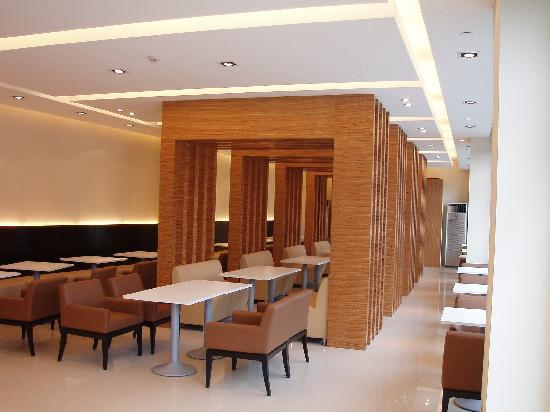 Jinjiang Inn (Wuhan Xinhua Road) : 酒店餐厅
