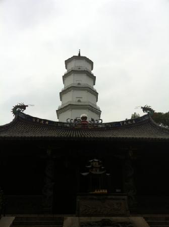 Dingguang Pagoda Temple: 定光塔