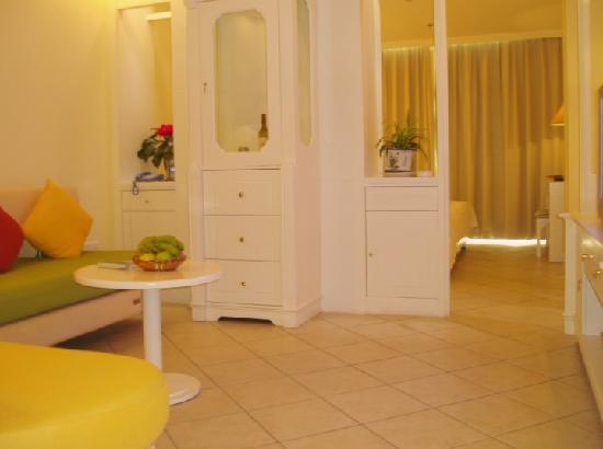 Guanlai Business Hotel: 豪华套房