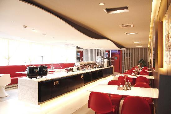 Jinjiang Inn Hefei Lujiang Road: 餐厅