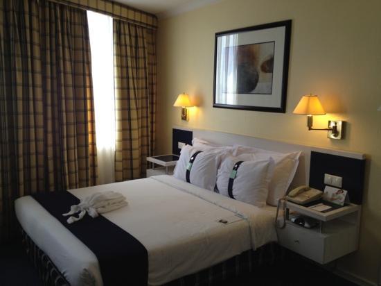 Holiday Inn Lisbon : 里斯本