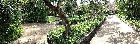 Hotel Santika Premiere Beach Resort Bali: 酒店内