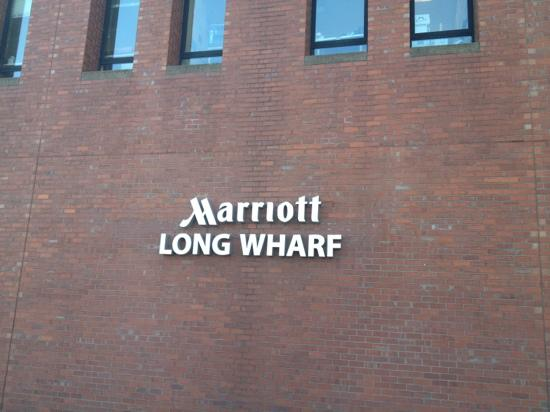 Boston Marriott Long Wharf: marriott