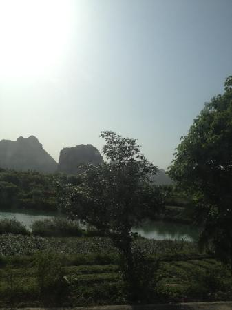 Liu Sanjie Landscape Garden of Guilin: 不错
