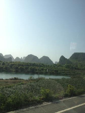 Guilin Taohua River: 很美