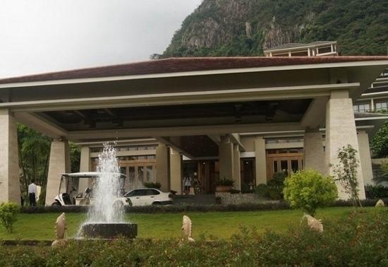 Pattra Resort: 外观