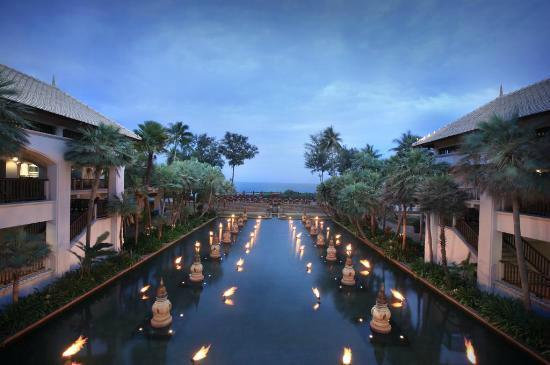 JW Marriott Phuket Resort & Spa: 服务好,环境美丽