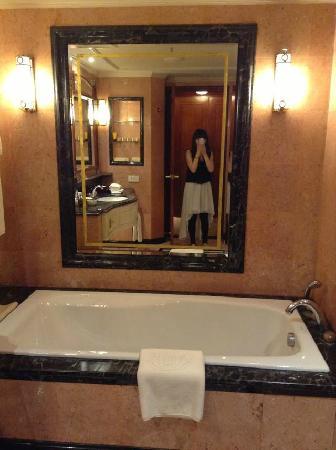 Yuda Palace Hotel : 浴缸