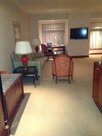 Yuda Palace Hotel : 客厅