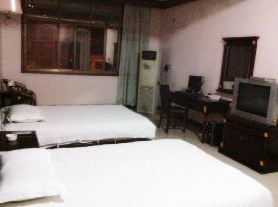 Yuantai Hotel : 舒适的房间