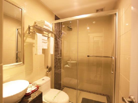 Weimei Siji Hotel : 卫生间