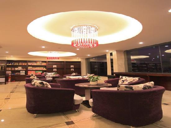 Weimei Siji Hotel : 大厅