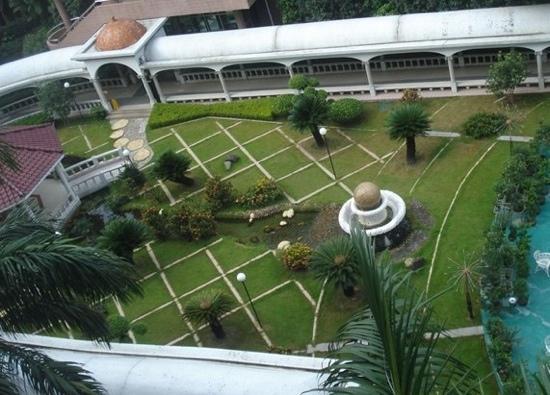 Zengcheng Hotel: 花园