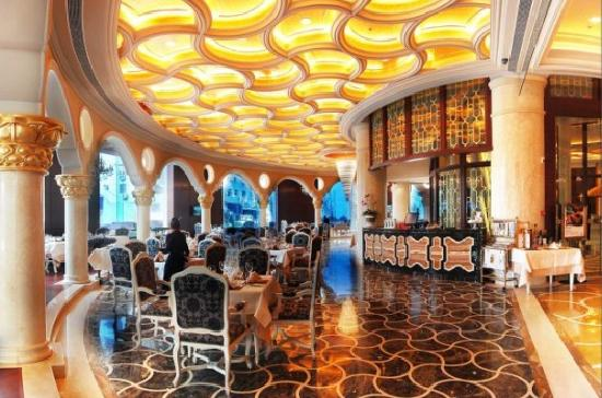 Zhuhai Dionysus Hotel : 大堂
