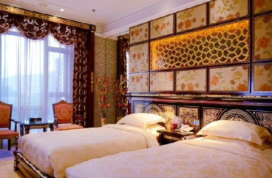 Zhuhai Dionysus Hotel : 双床房