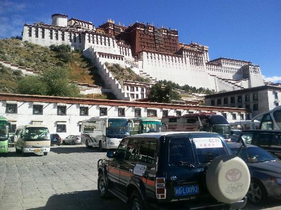 Tibet Highland Tours : bg