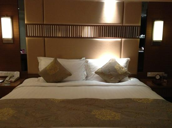 Galaxy Minyoun Chengdu Hotel : 大床房