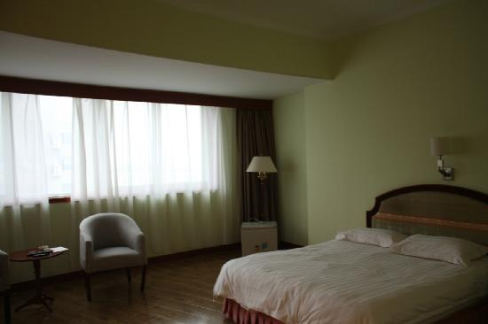 Jichang Hotel: inside the room