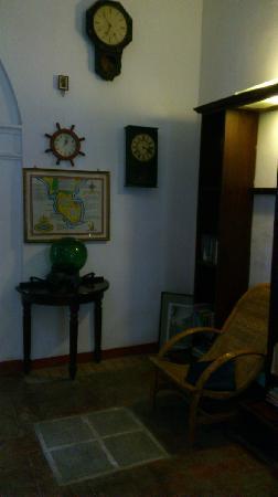 Nooit Gedacht Heritage Hotel: lobby