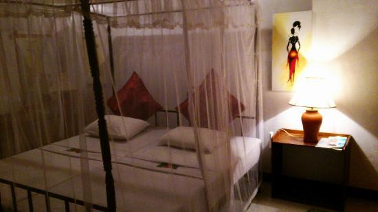 Nooit Gedacht Heritage Hotel: standard room