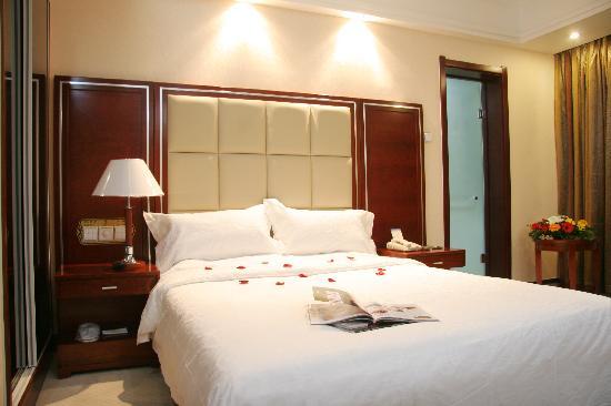 Inner Mongolia Tian He International Hotel: 大床房