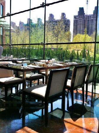 Hotel Jen Upper East Beijing(A Shangri-La Hotel): 酒店浓咖啡餐厅