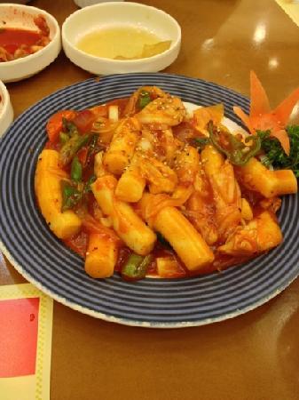 李婆婆家韩国料理