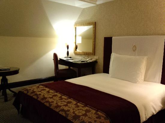 Esplanade Zagreb Hotel: 房间