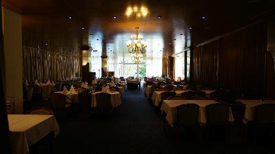 Hotel Jezero: 餐厅