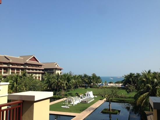 The Ritz-Carlton Sanya, Yalong Bay: 服务最佳