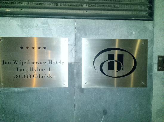 Hilton Gdansk : 外观