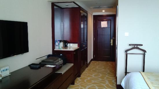 Shangri-La Hotel, Wuhan: 房间