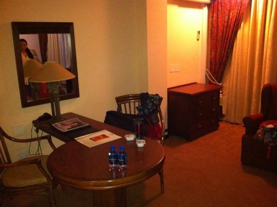 Capetonian Hotel: 房间内景