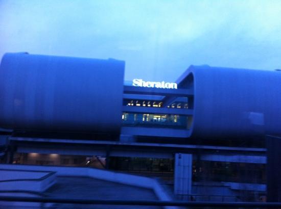 Sheraton Milan Malpensa Airport Hotel & Conference Centre: 现代派酒店