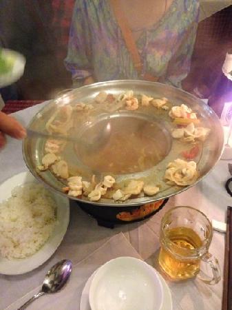 Da Quy: 海鲜火锅